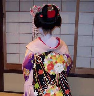Picture of a Geisha